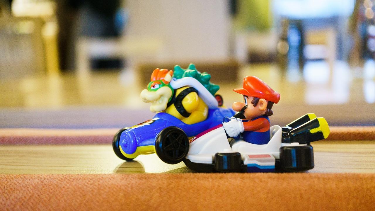 マリオカート8デラックスの環境<最強キャラとカートの変動>