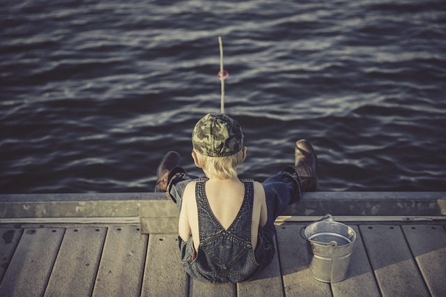 秋はやっぱり釣り!初心者や女性でも簡単にできておしゃれに!